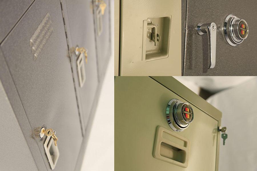 انواع قفل ها و بررسی امنیت هر کدام - قیمت قفل رمزدار و سوییچی