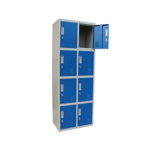 کمد رختکن (جالباسی) 8 درب فلزی