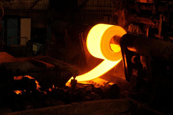 فرآیند تولید ورق فلزی - مراحل و روش تولید ورق های روغنی فلزی