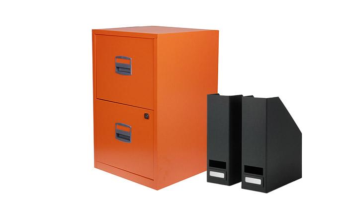 تجهیزات و لوازم اداری فلزی 2 - فایل و زونکن فلزی - صندوق و جعبه