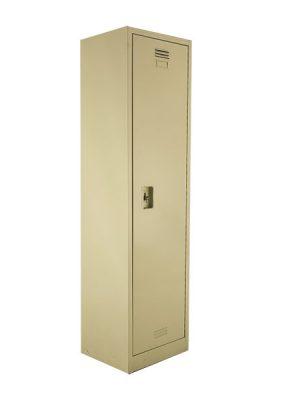 کمد رختکن (جالباسی) یک درب فلزی