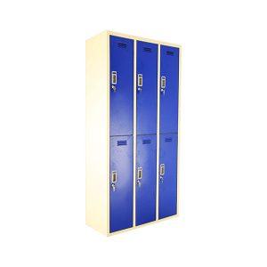 کمد رختکن (جالباسی) ۶ درب فلزی