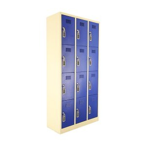کمد رختکن (جالباسی) ۱۲ درب فلزی