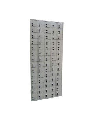 کمد جاموبایلی فلزی 70 سلول