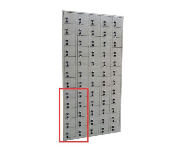 کمد جاموبایلی فلزی 10 سلول