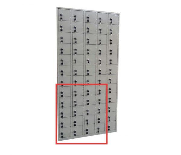 کمد جاموبایلی فلزی 20 سلول