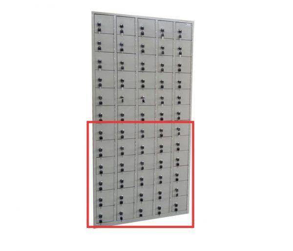 کمد جاموبایلی فلزی 30 سلول