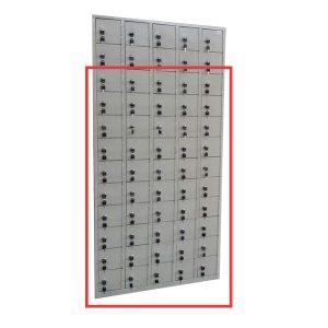 کمد جاموبایلی فلزی 50 سلول