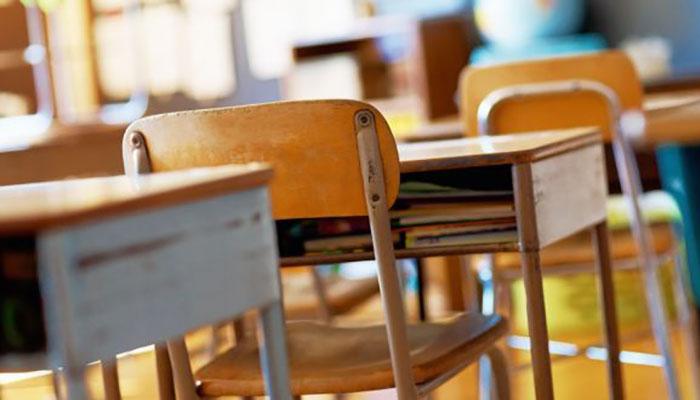 میز و کتابخانه فلزی مخصوص مدارس و آموزگار