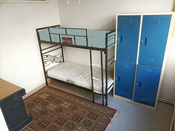 کمد فلزی در خوابگاه های دانشجویی