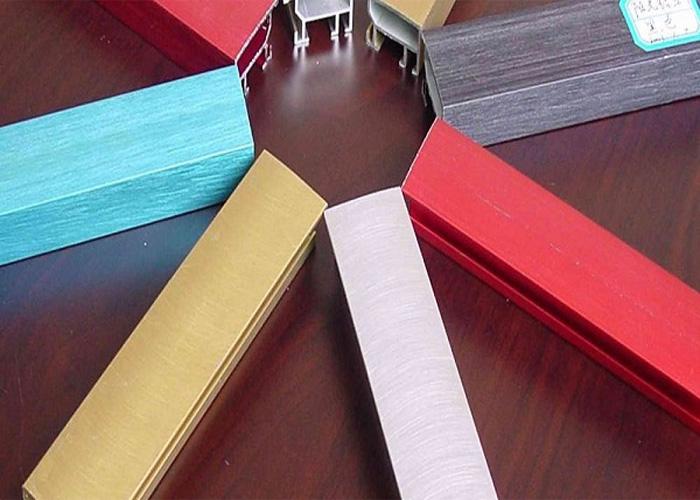 رنگ کردن فلزات درپنج مرحله