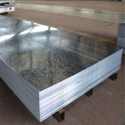 جدول ورق های فلزی و انواع آنها